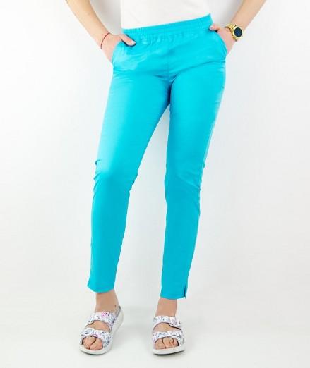 Damskie spodnie medyczne SLIM FLEXY