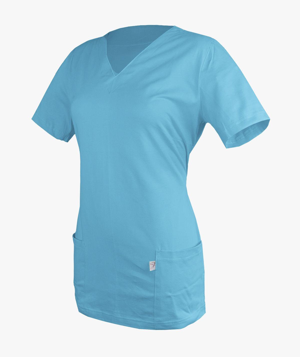 Turkusowa bluza medyczna Gabi