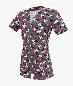 Multikolorowa bluza medyczna Miki
