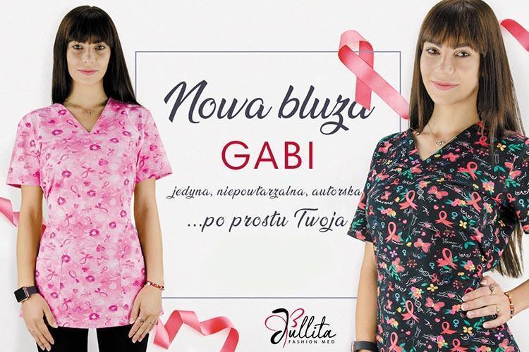 Nowe wzory bluz Gabi - musisz je mieć!