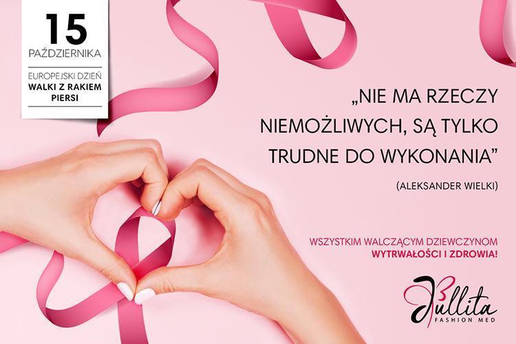 Europejski Dzień Walki z Rakiem Piersi 2020